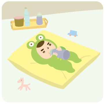 03 아기 - 우유먹기