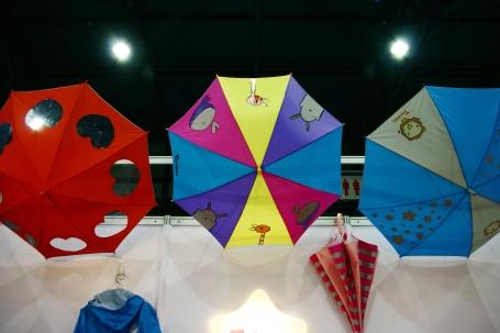 전시장우산1